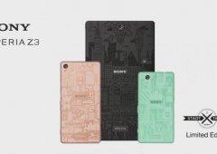 Nova actualização de software certificada para a série Sony Xperia Z3