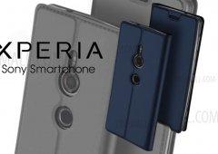 Capas do Sony Xperia XZ3 confirmam rumores sobre câmara traseira