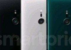 Android. Assim será o Sony Xperia XZ3 e todas as suas cores