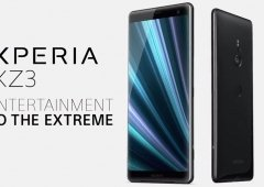 Android. Sony Xperia XZ3 é oficial e mais do mesmo!