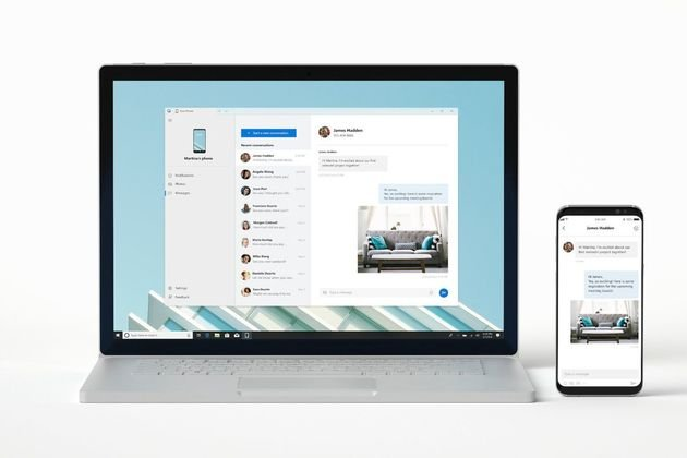 Windows 10 App Your Phone