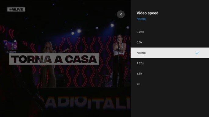 Aplicação do YouTube para Android TV agora pode acelerar vídeos