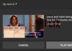 YouTube para Android testa alterações de design nas reproduções automáticas
