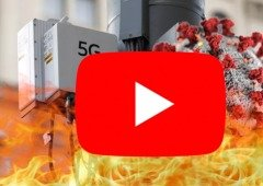 YouTube sem piedade para vídeos que digam que o 5G causa Covid-19