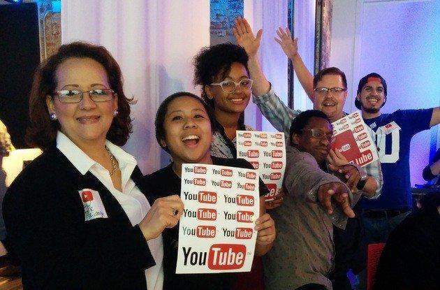 youtube staff