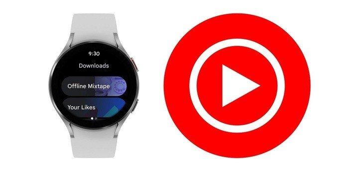 Youtube Music Wear OS