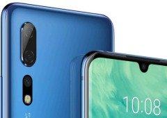 ZTE A1 ZTG01: o concorrente ao Xiaomi Mi 10 Lite 5G com nome mais confuso