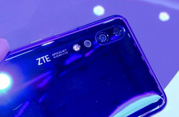 ZTE Axon 10 Pro 5G câmaras