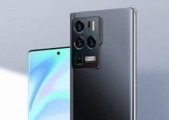 ZTE Axon 30 Ultra oficial globalmente: preço apelativo, mas design pouco original