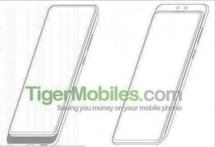 Xiaomi Mi Mix 4 ZTE Mi Mix 4 Lite